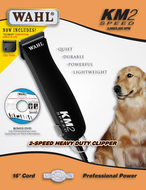 Wahl 9757-200 KM2 Animal Clipper