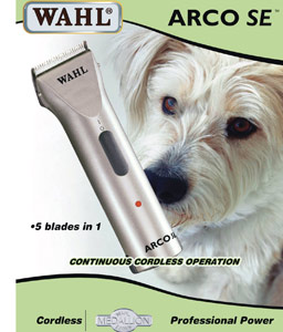 Wahl Professional Animal ARCO Cordless Clipper
