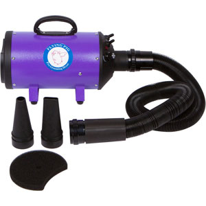Flying One High Velocity 4.0 Hp Motor Dog Pet Grooming Force Dryer