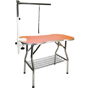 Flying Pig Dog Foldable Grooming Table