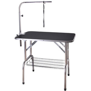 Pingkay Heavy Duty Dog Grooming Table