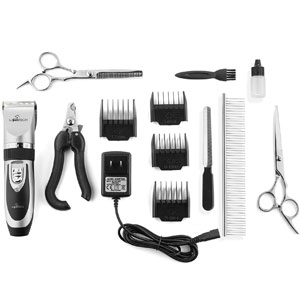 PetTech Cordless Professional Dog Grooming Kit