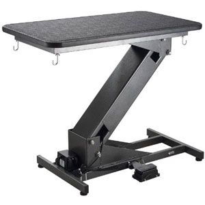 ComfortGroom Ultra Low Z-Lift Electric Dog Grooming Table